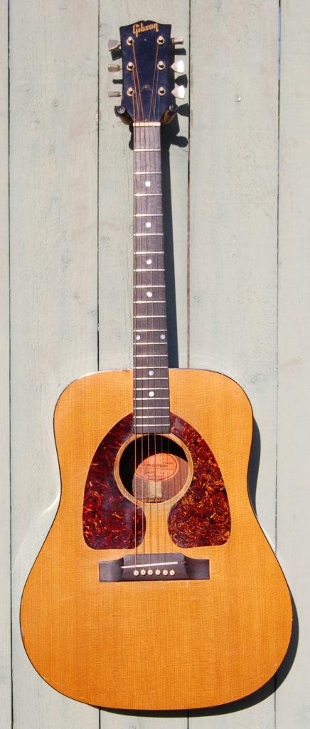 1968 Gibson J45 custom order
