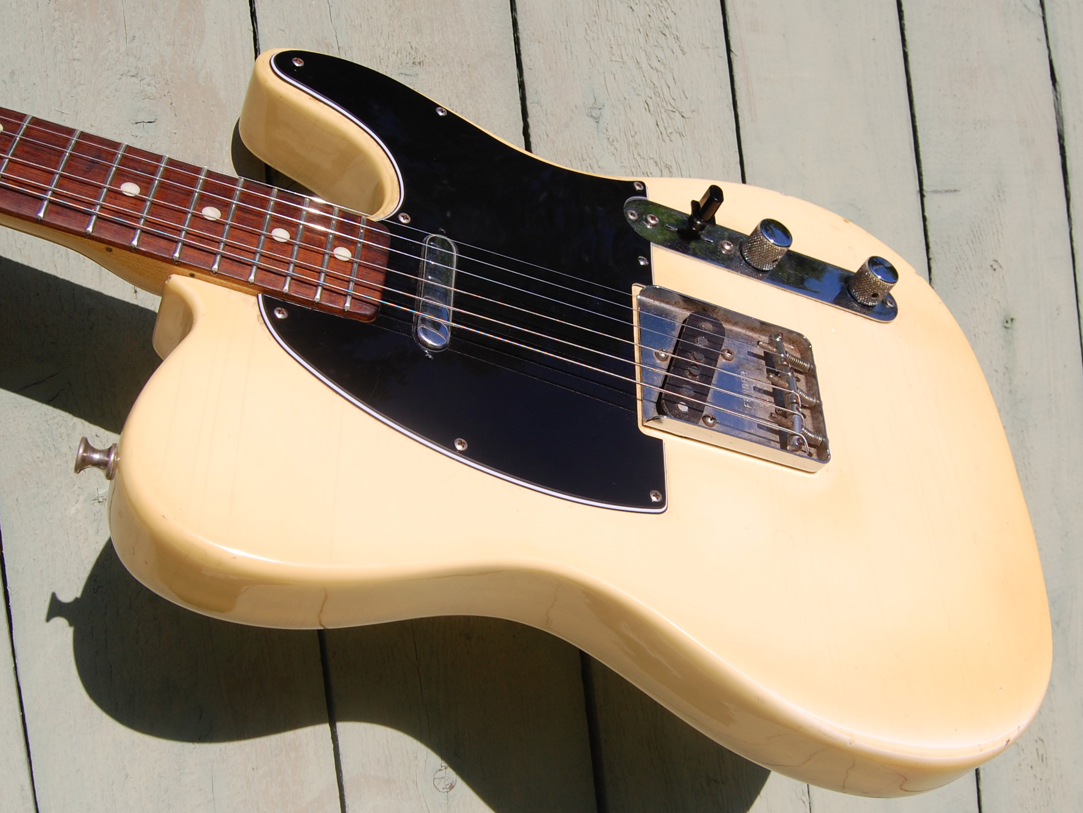 1978 tele front and side