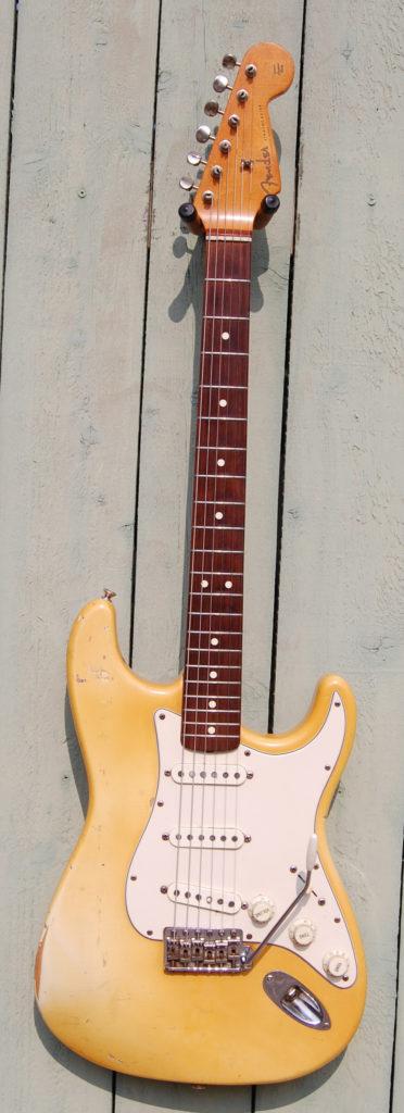 1989 AVRI '62 Stratocaster