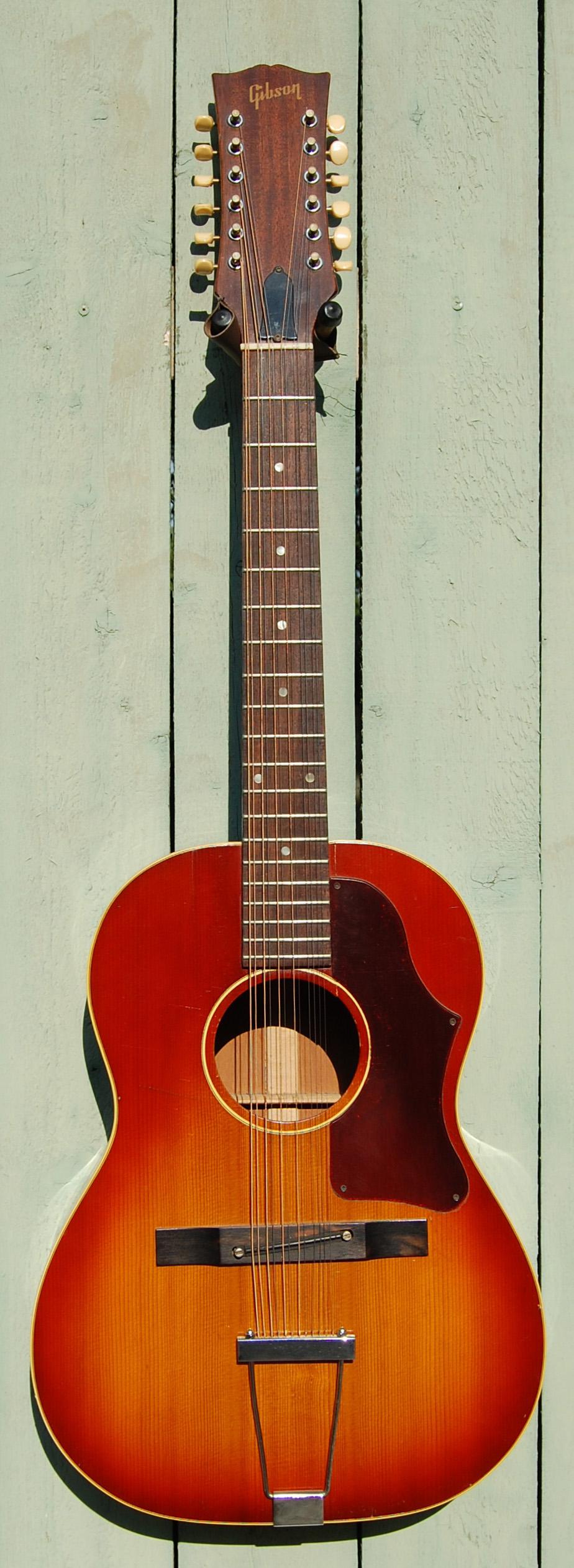 1965 Gibson B25-12