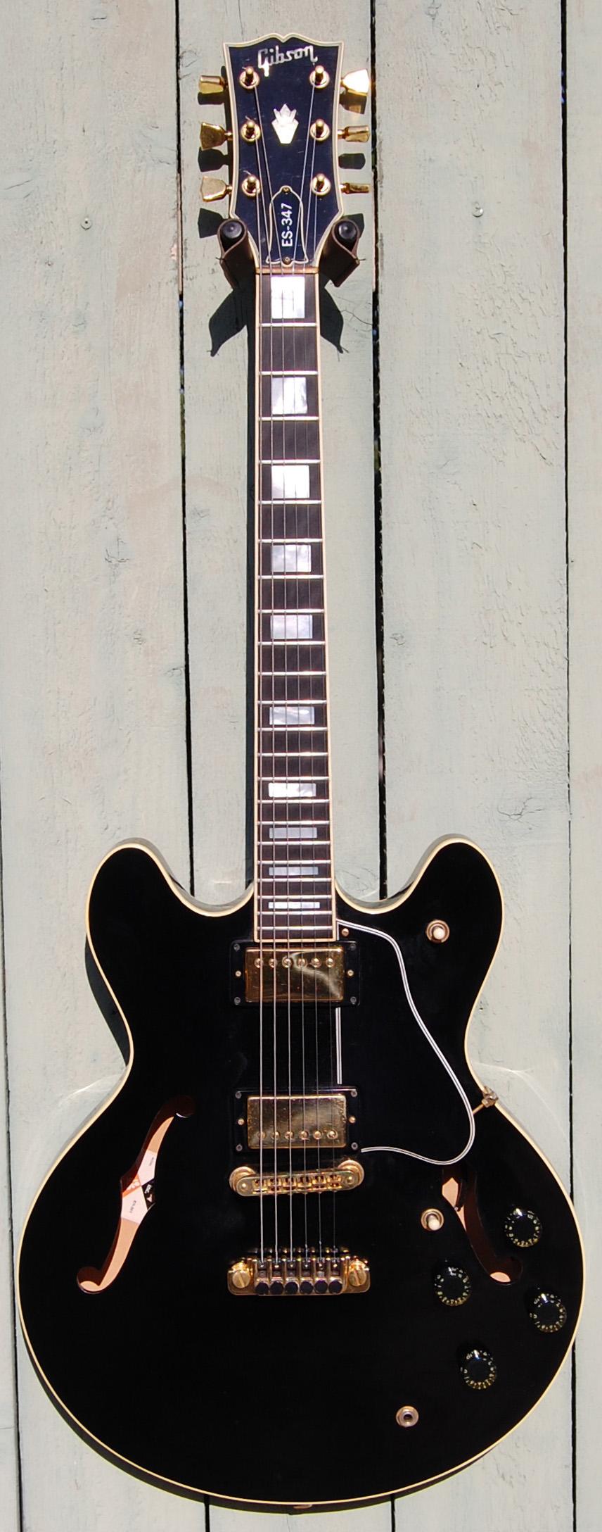 1979 Gibson es 347