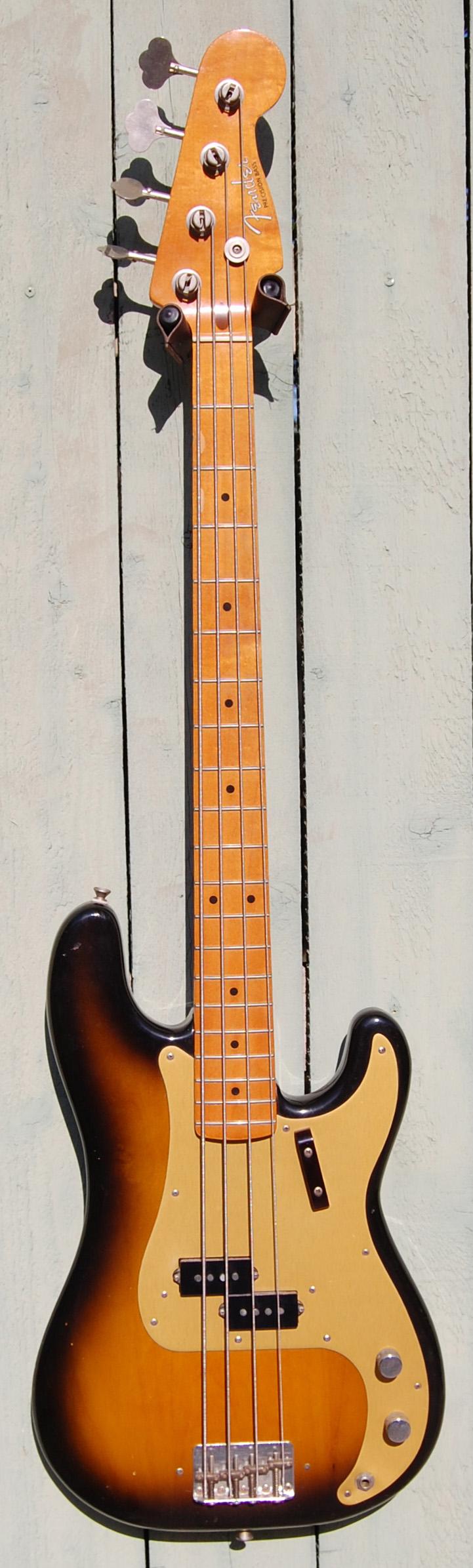 1982 Precision Bass
