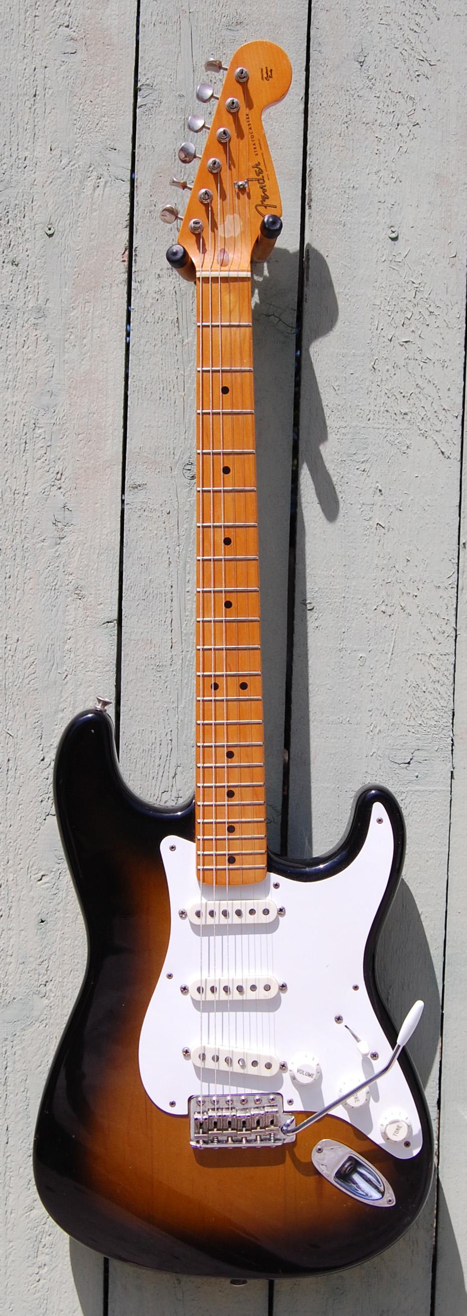 1988 Fender AVRI '57 reissue Stratocaster