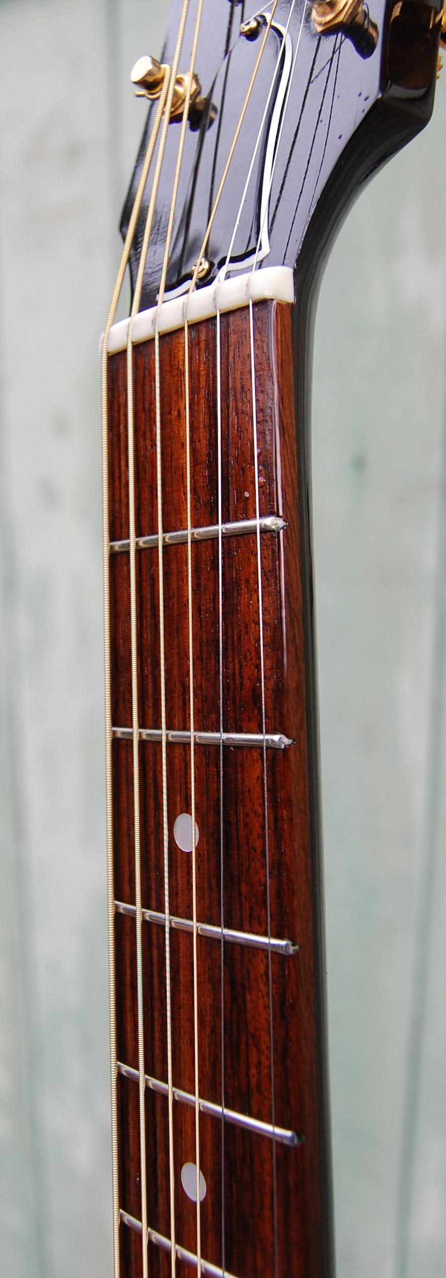 2007 j45 frets