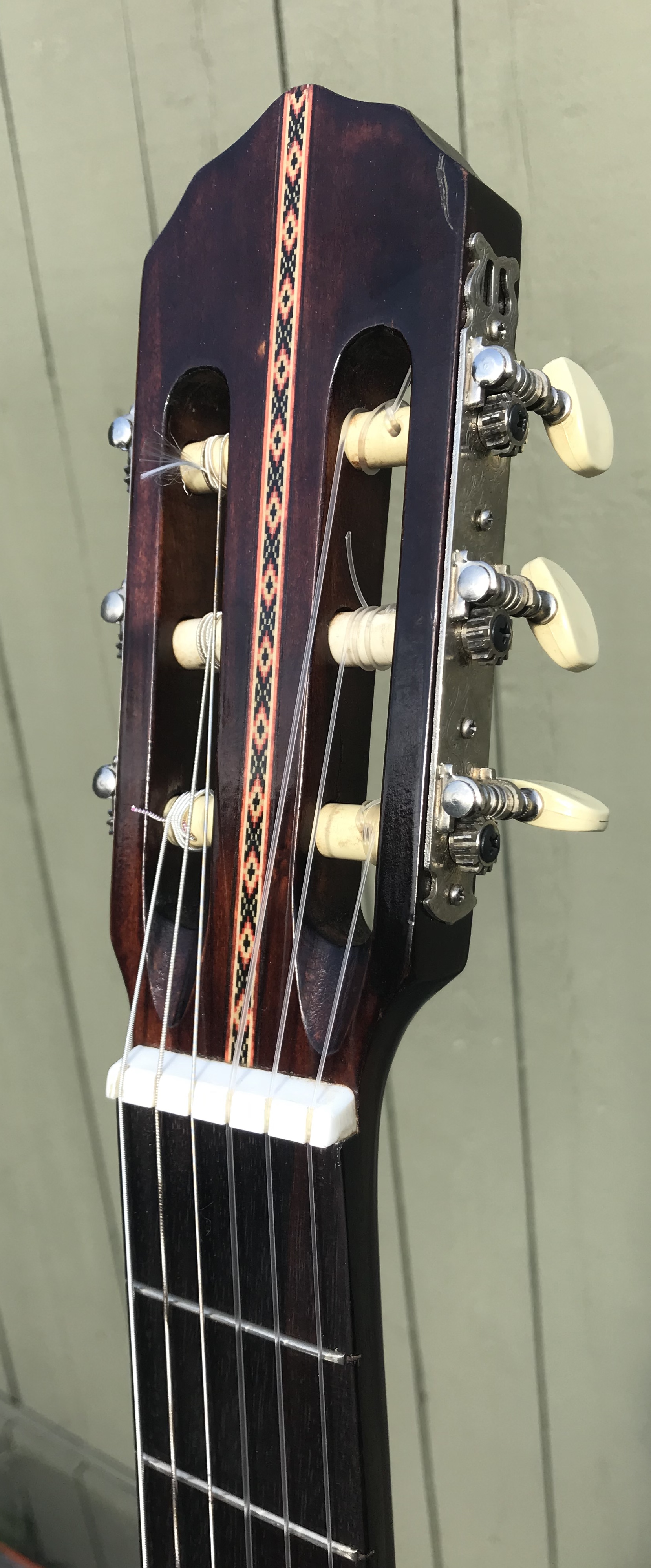 1970 Ensenada frets