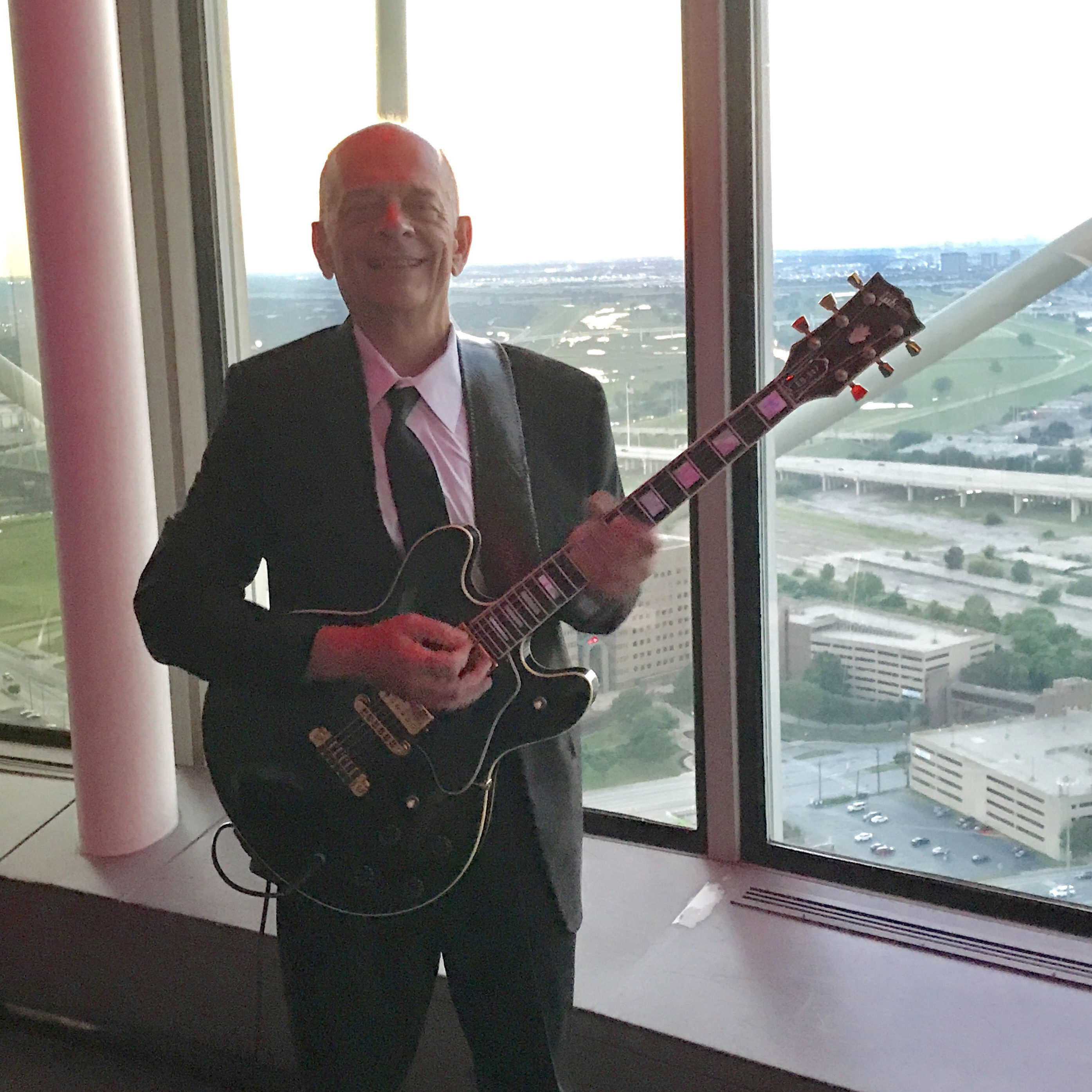 joe 28 June 2017 Reunion Tower 1
